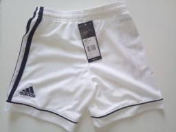 Short Adidas novo ( com etiqueta ) Infantil ( branco e preto )
