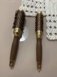 Vendo duas escovas modeladora Nano Thermic Cerámic+ Ion