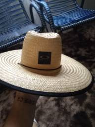 Chapéu de palha , oakley com estampa