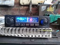 Vendo rádio motoradio funcionándo perfeitamente