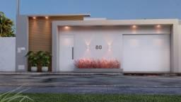 Vende-se Casa Terrea com 112,04m² no Campos do Conde, Mossoró