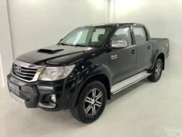 Toyota Hilux 3.0 SRV 4X4 CD Diesel Automático 2012/2012
