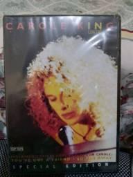 Dvd Caroline king in concert original lacrado