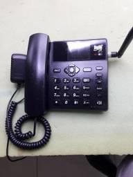 Telefone celular rural com wifi
