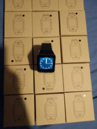 Relogio SMART WATCH DZ09 1 SAI A R$80,00 5 A R$70,00