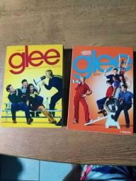 Box DVD Glee 1 e 2 temporadas