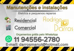 Reparos residenciais e comerciais