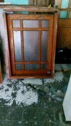 Vitro janela madeira vidro perfeito estado