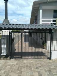 Alugo casa de 1 e 2 dormitórios condômino fechado residencial altos do amapa