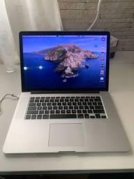 """MacBook Pro Mid-2012 - 15"""" - i7 - 2,7GHz - 16GB Ram - SSD 750GB - Retina"""