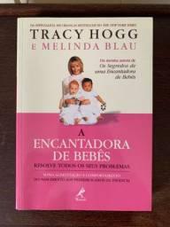 Livro A Encantadora de Bebês