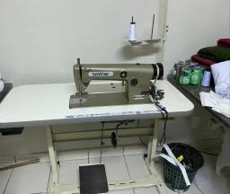 Máquina de Costura Reta Industrial (2 meses de garantia)