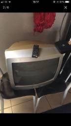 Tv semp Toshiba 21 pl e conversor digital