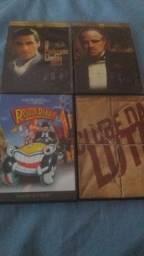 4 Filmes em DvD Originais