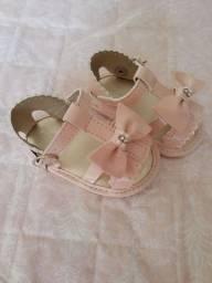Sandália infantil Pimpolho