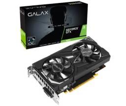 Placa de vídeo Gtx 1650 4GB ddr6 128Bits Galax + Nota Fiscal + Garantia