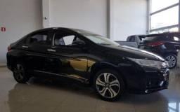 Honda city 1.5 exl 16v Flex 4 portas automático