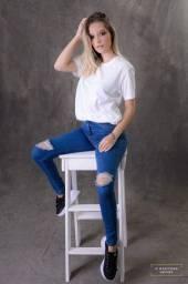 Calça jeans Degrant