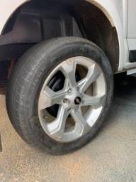 Vendo Rodas aro 20 com pneus zero