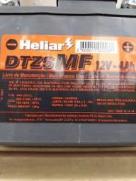 Bateria Heliar pra moto