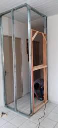 Gesso  forros e divisórias drywall