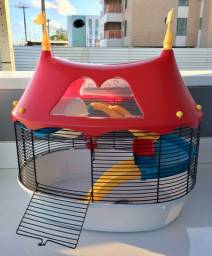 Gaiola (circo) para hamster