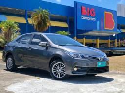 Toyota Corolla Gli 1.8 Upper Automático Cvt Flex 2019 -Jpcar
