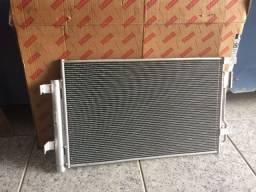 Condensador Ar Condicionado Onix