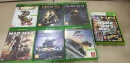 Jogos Xbox One e Xbox 360