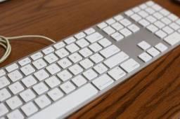Teclado apple e Magic mouse