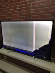 Vendo tv com problema no display