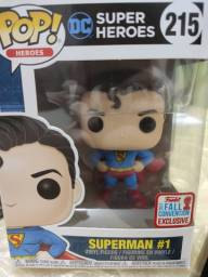 Funko POP! DC Super Heroes - Superman #1 First aparition(NYCC 2017 exclusive)