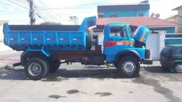 Caminhão 1113 turbinado com motor 352-A ano 1979