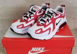 Nike Air Max 200 Vermelho