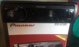 Vendo aparelho PIONNER e falantes JBL