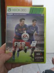 VENDO FIFA 16 XBOX 360