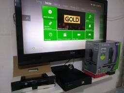 Xbox slim completo!! Aceito cartão parcelo
