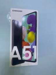 Samsung Galaxy A51 Preto 128GB NOVO
