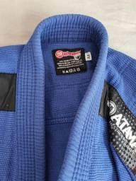 Kimono Atama A1 Azul