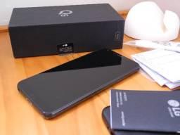 LG Q6 32GB,na Caixa,Nota Fiscal e com Valor de Desapego