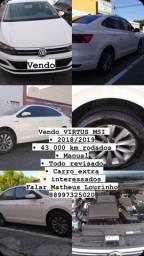 Vendo virtus 2018/2019 carro extra