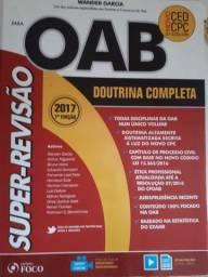 Livro super-revisão OAB