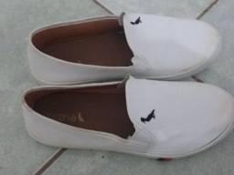 Sapatilha masculina marca reserva