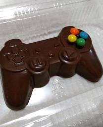 Controle de chocolate