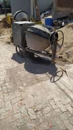 Conserto de Betoneira (mecânico)