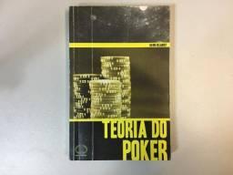 Livro Teoria Do Poker - David Sklansky - Semi Novo