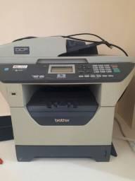 Impressora Brother 8080 DN