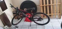 Bicicleta OGGI BW 7.0 29 24V PTO/VERM T17 2016