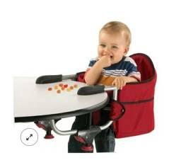 Cadeirinha de alimentação Chicco portátil de mesa