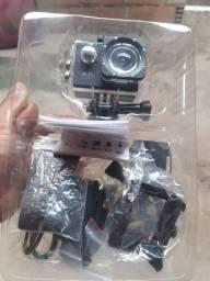Câmera nova nunca foi usada